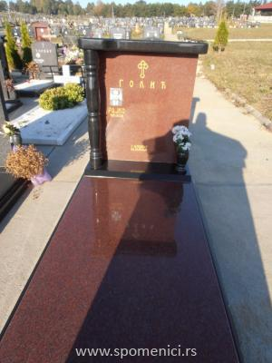 Nadgrobni spomenik - Kapitel #2
