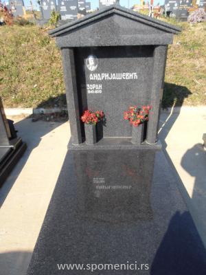 Nadgrobni spomenik - Kapitel #14