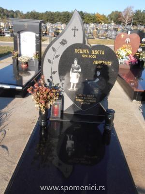 Nadgrobni spomenik #1