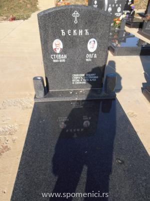 Nadgrobni spomenik #34