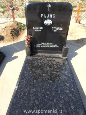 Nadgrobni spomenik #76